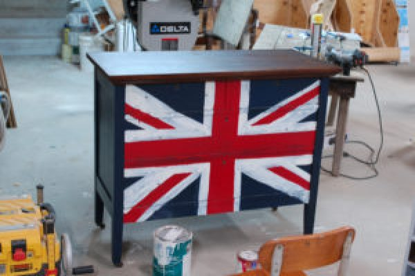 DIY British Wardrobe designs
