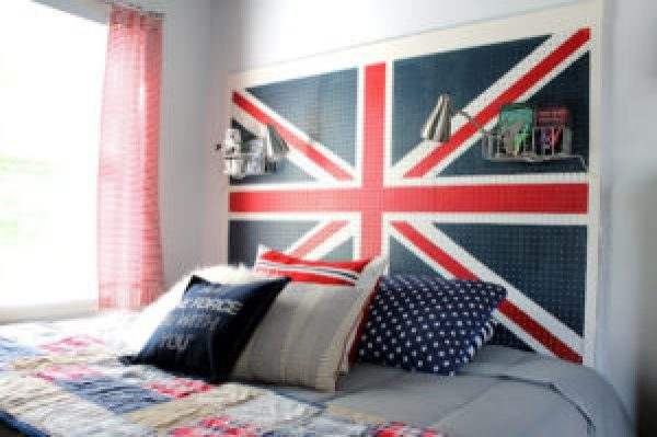 British Flag Poster decor