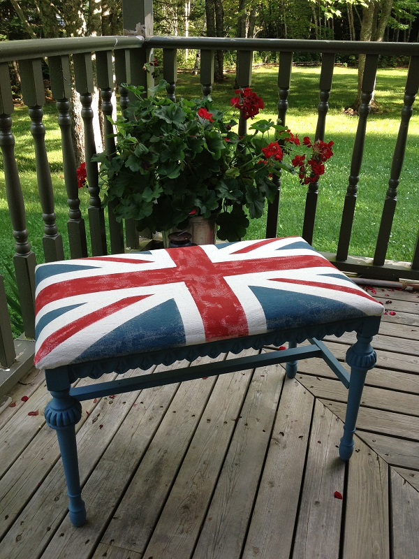 Old British Chair Style