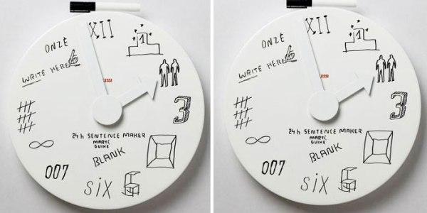 DIY Ceative Clock
