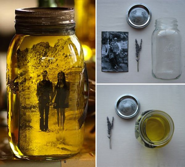 DIY Honey Jar