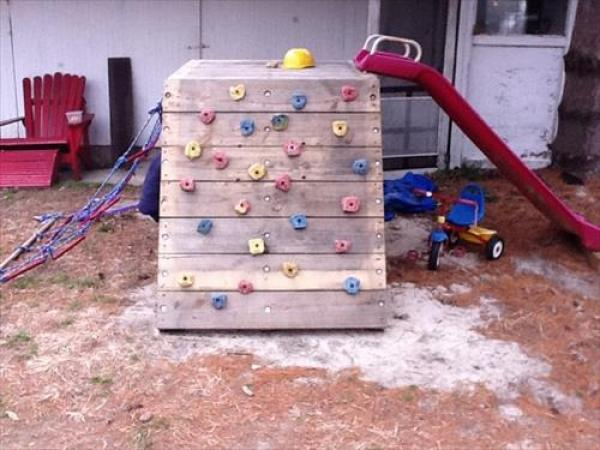 DIY Kids Pallet Ideas