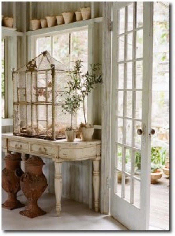 DIY Bird's Cage