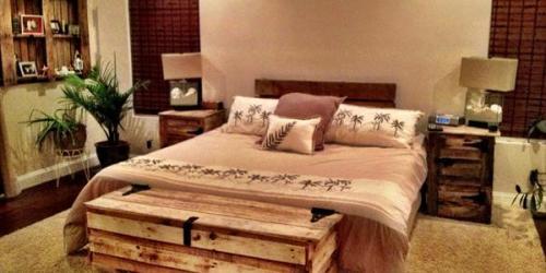 DIY Bedroom Chest