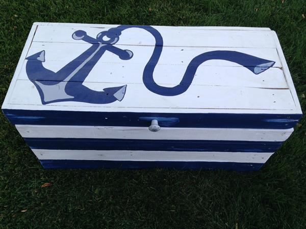 DIY Sea Chest
