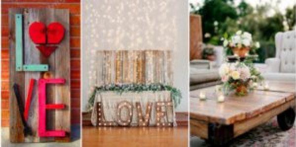 DIY Pallet Love Design