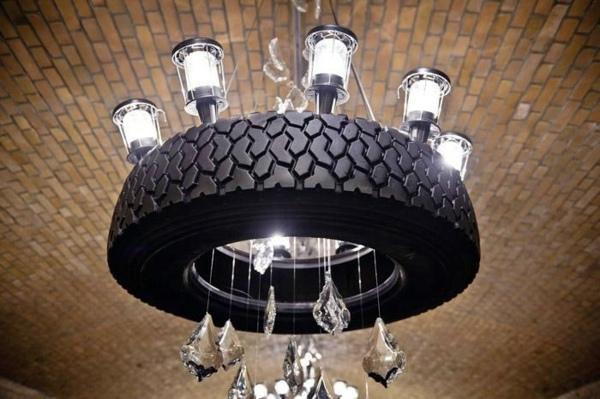 DIY Tire Light