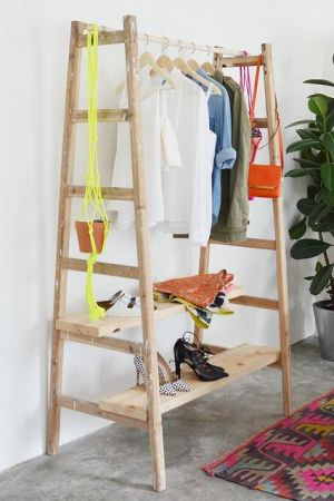 Ladder Wardrobe