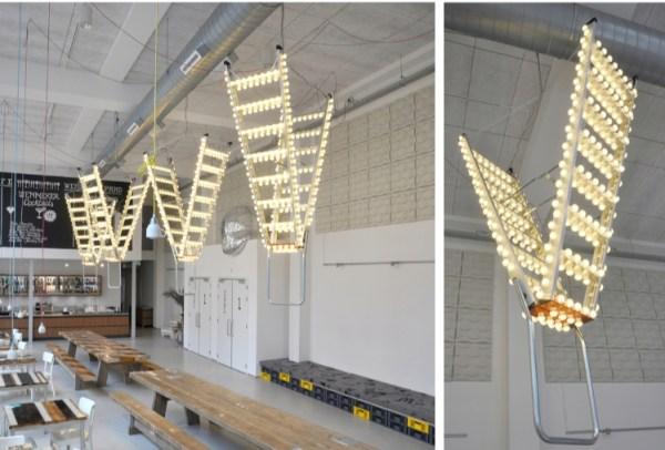 Innovative light chandlier ideas
