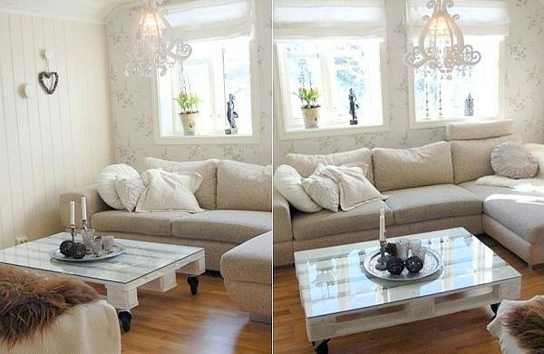 DIY Modern Living Room