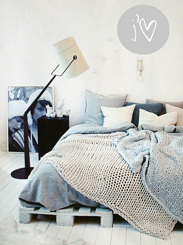 DIY Modern Bedroom