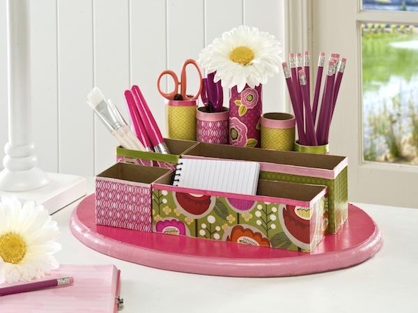 DIY Pen Holdeer For Girls