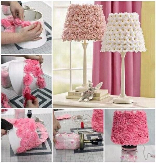 Pastel Pink Room Design