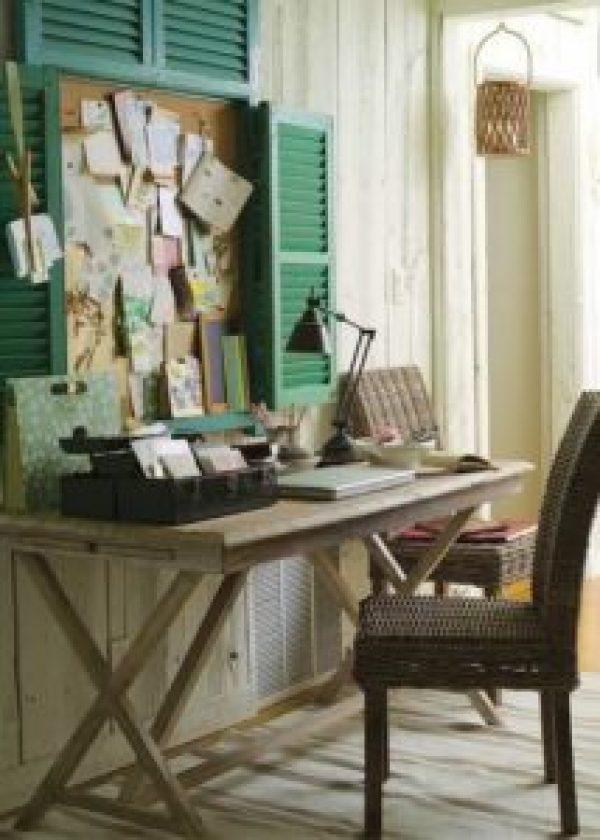 DIY Office Decor