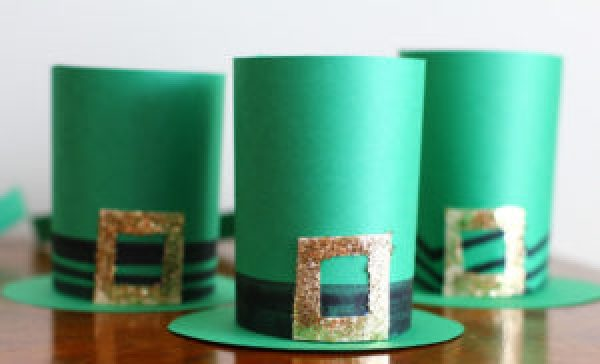 DIY Lucky Hat