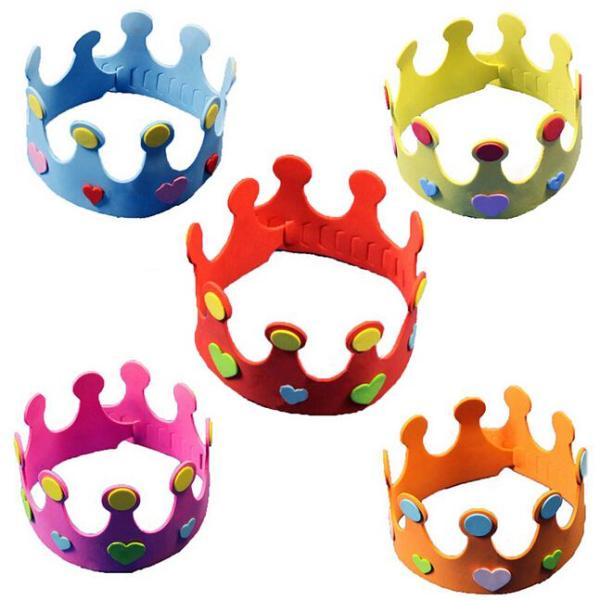 DIY Birthday Crown