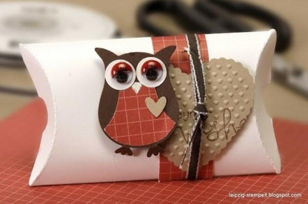 DIY Little Owl