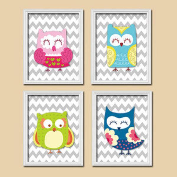 DIY Owl Pics