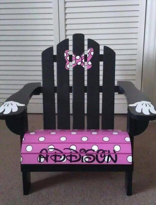 DIY kids chairs designs