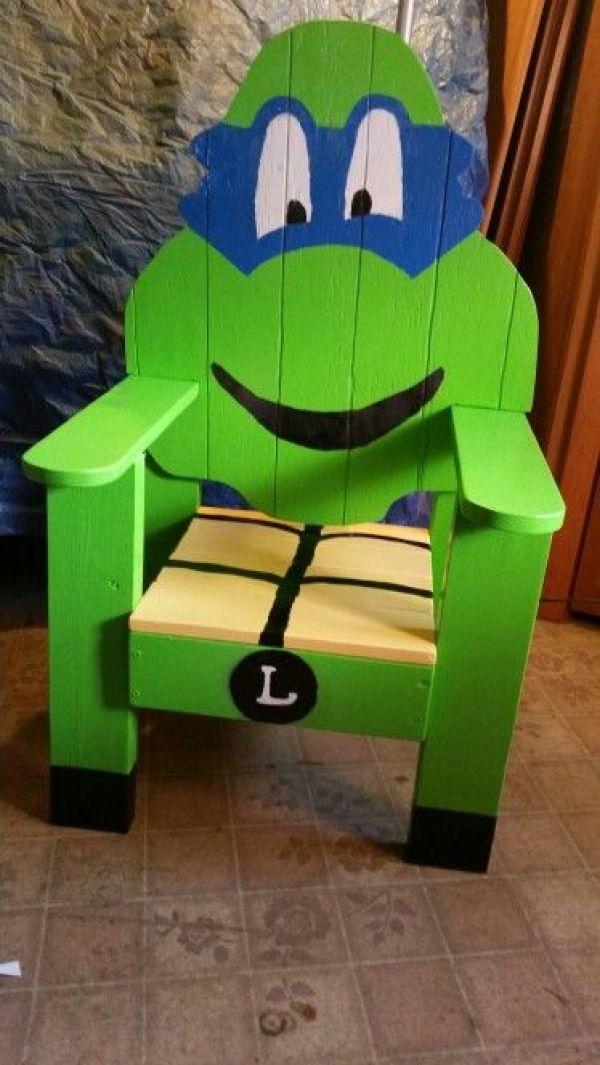 DIY Leonardo Turtle