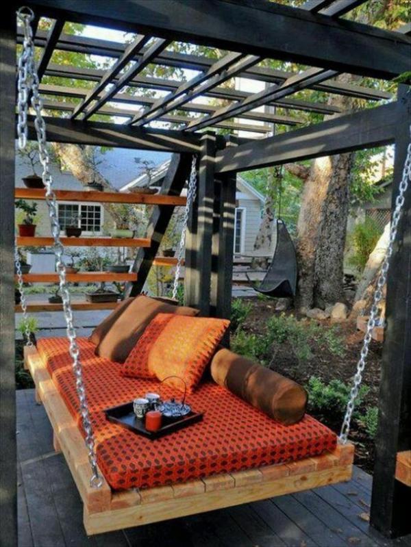 DIY Swing Decor