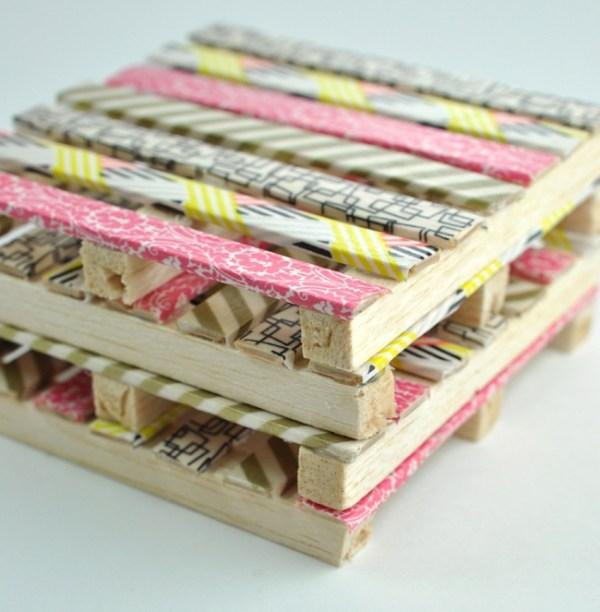 DIY Pallet Tape Design