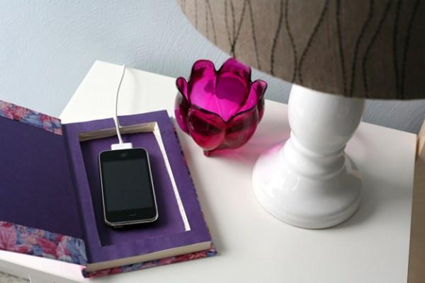 Phone Book Holder