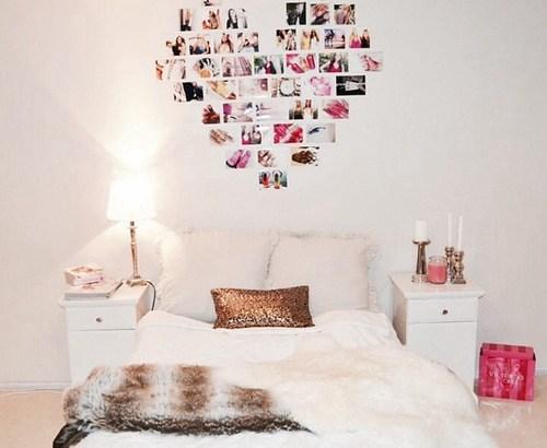 Creative and romantic girl room ideas