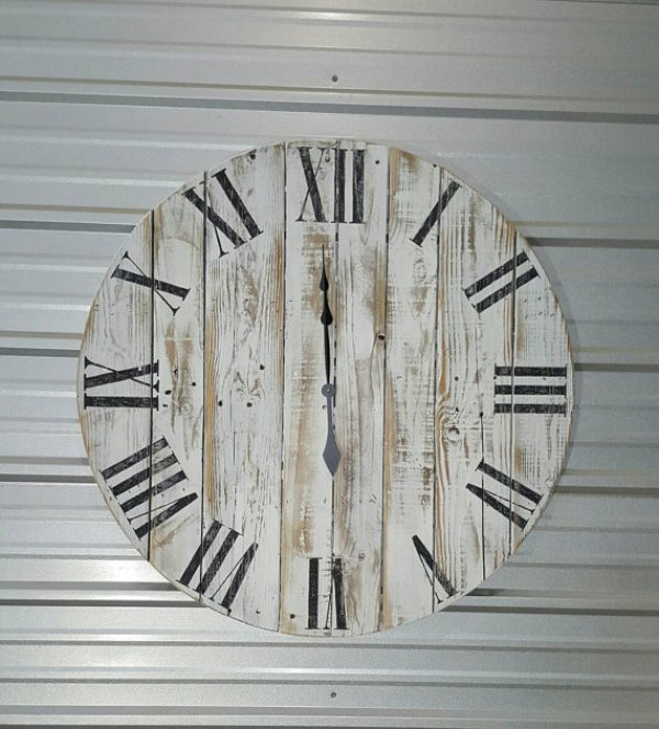 how to make a clock at home