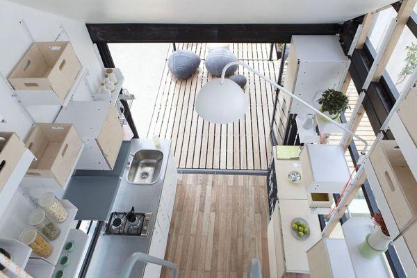 tiny home storage ideas