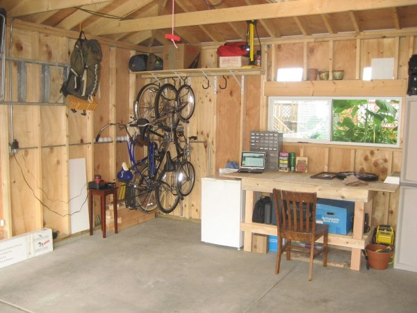 DIY garage storage ideas