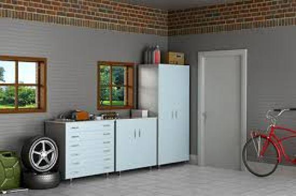 DIY garage storage plans
