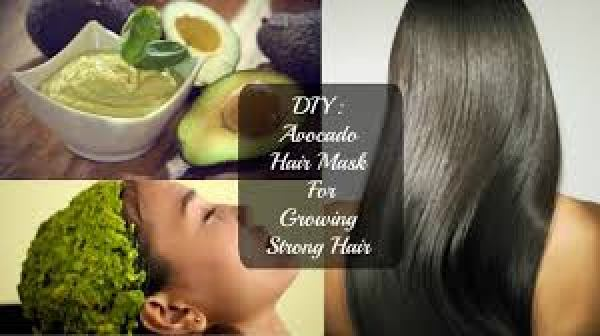 do it yourself hair mask
