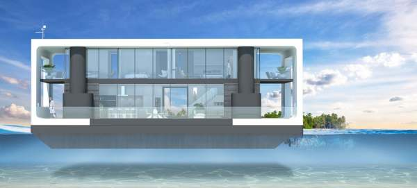 building a floating home