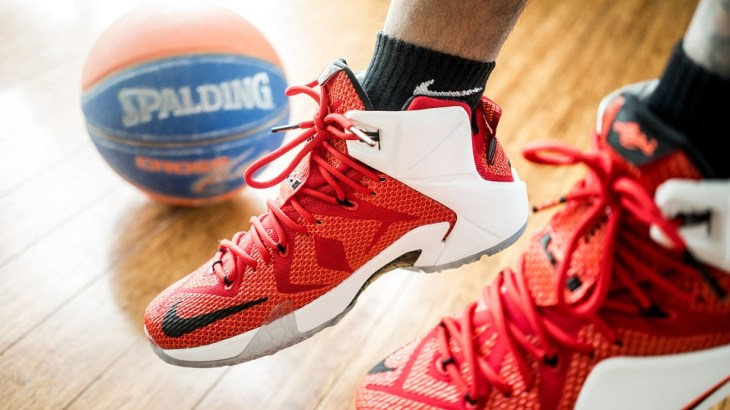 beast heavy basketball shoes