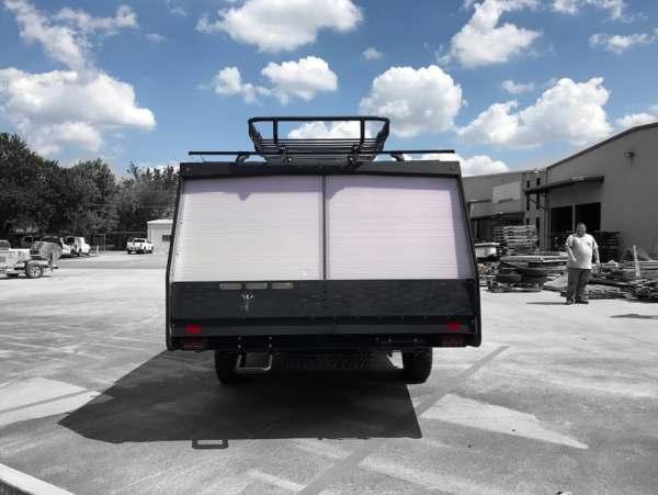 camping trailer