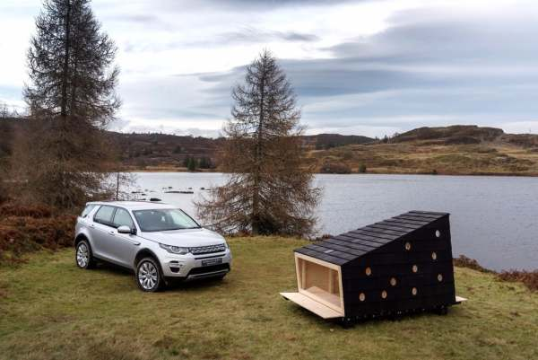 Landrover cabin reviews