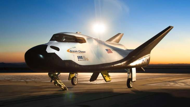 dream chaser test flight