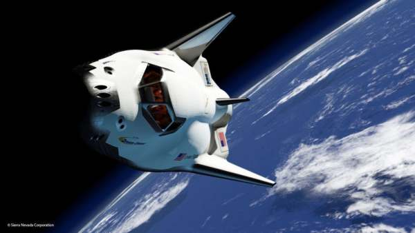 spaceplane for ISS supply