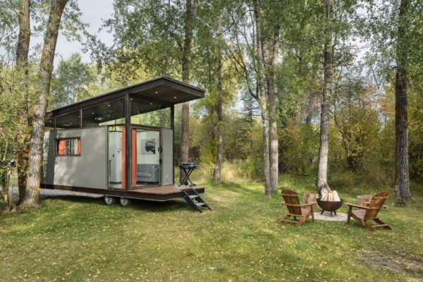 solar power tiny house