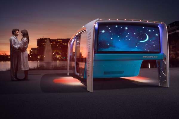 Future transportation tech