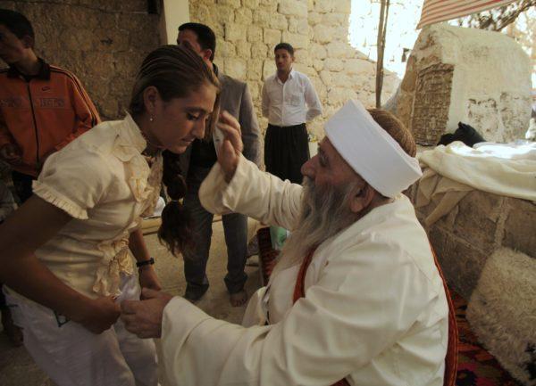 holiest tomb of yazidi faith
