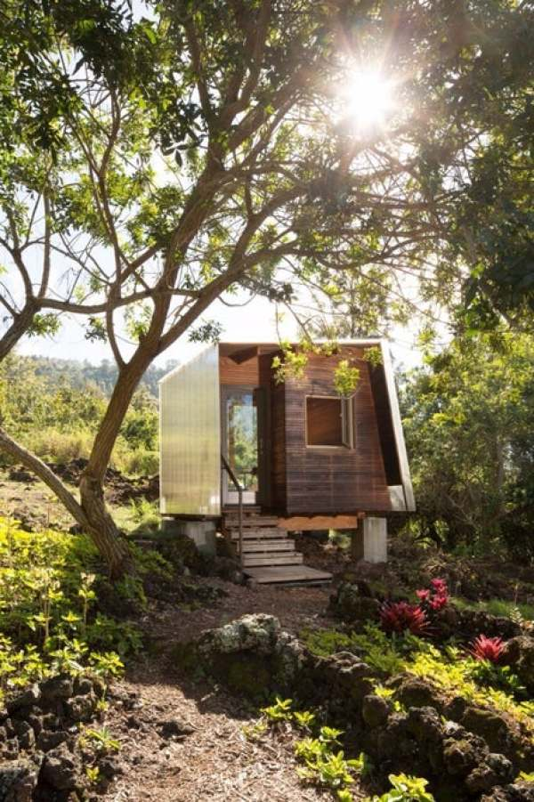 tiny shelters in hawaii