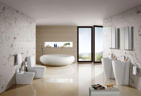 fancy bathroom designs