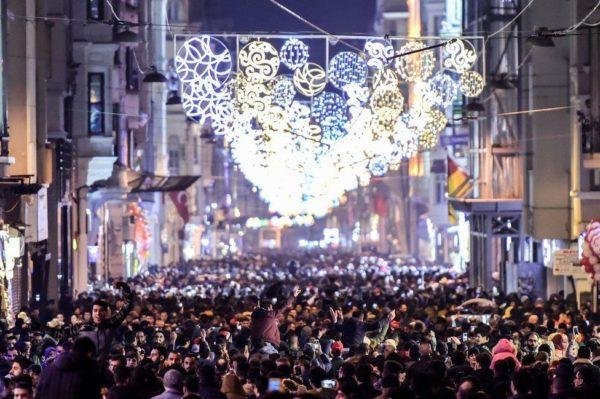 new year celebration in turkey