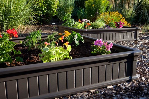 Inspiring Raised Garden Bed Ideas