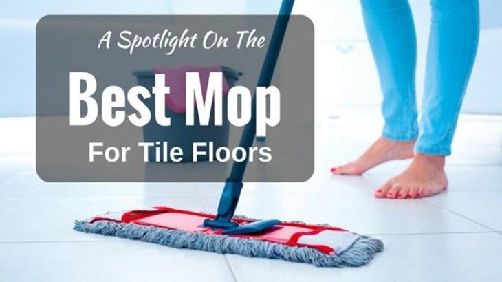 best mops