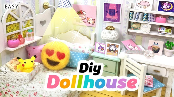 DIY Dollhouse Ideas