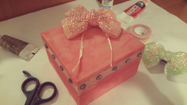 DIY Gift BOX crafting