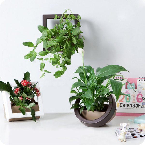 diy wall planter for vertical gardens